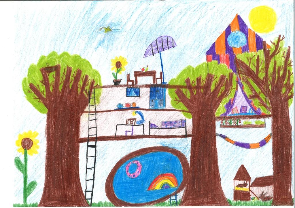 Mein Traum-Baumhaus